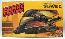 The Empire strikes back - Airfix - Boba Fett\'s Slave 1