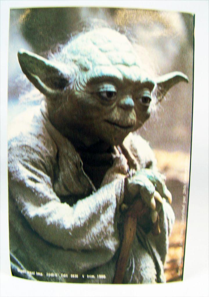L\'Empire Contre-Attaque - Livre de Poche 1980 02