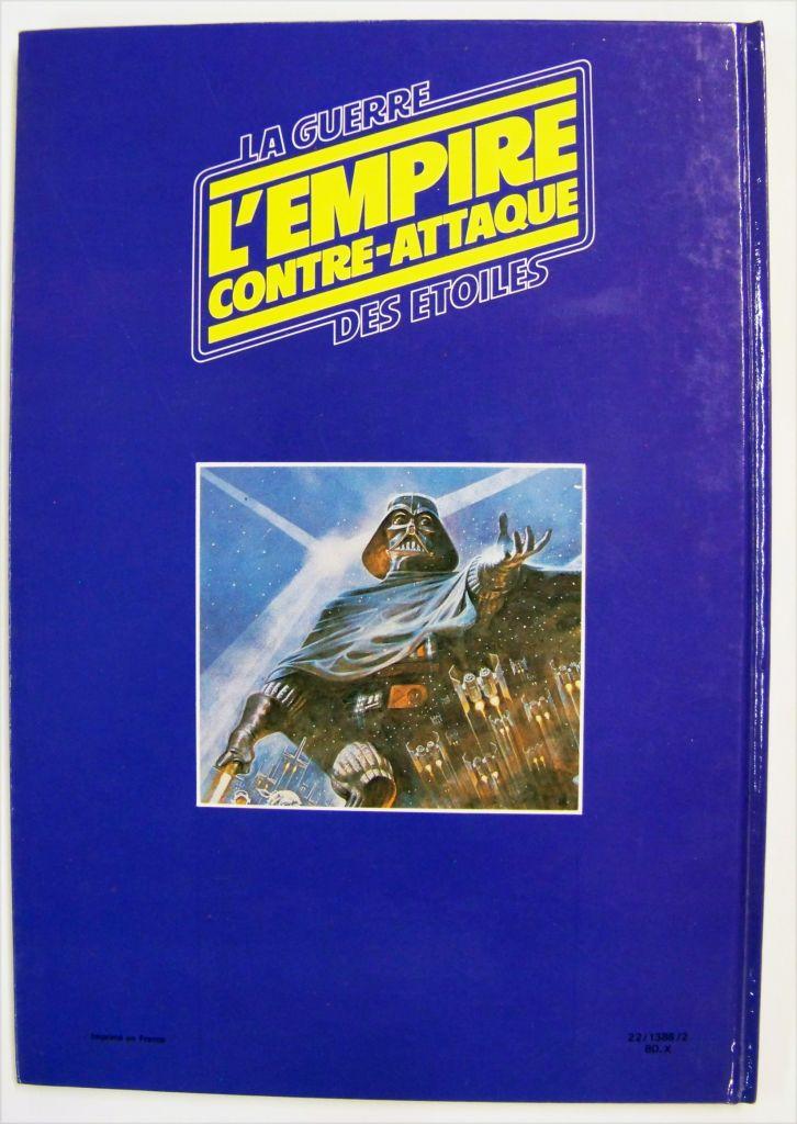 L\'Empire Contre-Attaque 1980 - Hachette - Histoire racontée & illustrée 02