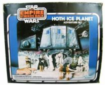 The Empire strikes back 1980 - Kenner - Hoth Ice Planet