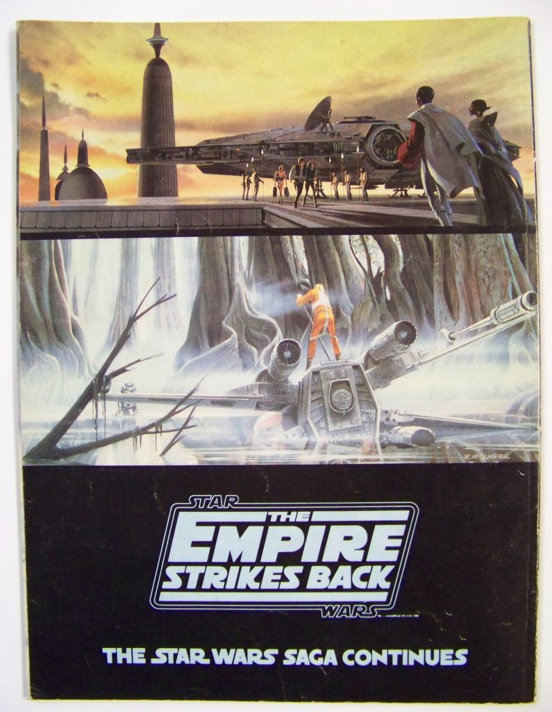 The Empire Strikes Back 1980 - Paradise Press Inc (Official Collector Edition) 02