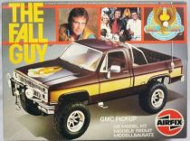 The Fall Guy (L\'Homme qui tombe à pic) - Airfix 1/25ème - GMC Pick-up de Colt Seavers