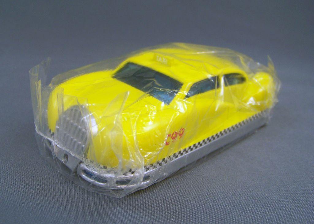 Le Cinquième Elément - Taxi de Corban Dallas 1-43ème Métal - Exclusif Canal + (neuf en boite) 02