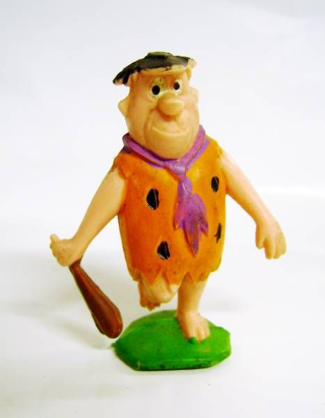 The Flintstones  - Heimo - Fred Flintstone - PVC Figure