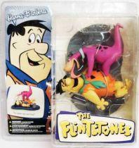 The Flintstones - Hanna-Barbera McFarlane - Fred & Dino - Figures
