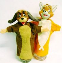 The Fox and the Hound - Hand Puppets
