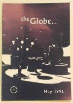 The Globe N°1 The Prisoner\'s english publication