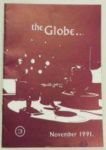 The Globe N°3 The Prisoner\'s english publication