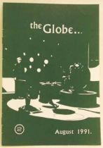 The Globe N�3 The Prisoner\'s english publication