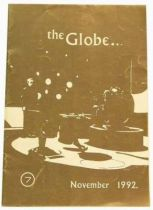 The Globe N°7 The Prisoner\'s english publication