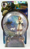 The Golden Compass - Popco - Popco - Lyra Belacqua with Ermine & Wildcat Daemon forms