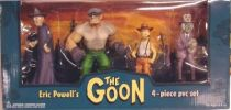 The Goon - 4 piece pvc set