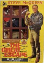 The Great Escape - Capt. Virgil Hilts (Steve McQueen) - 12\'\' figure - Toys McCoy
