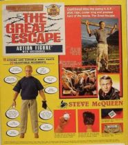 The Great Escape - Capt. Virgil Hilts (Steve McQueen) - 12\'\' figure - Toys McCoy
