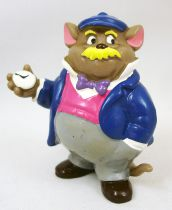 The Great Mouse Detective - Bully pvc figure - Dr. Dawson