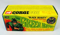 The Green Hornet - Corgi 1966 - Black Beauty Ref.268 (Box with Display)