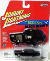 The Green Hornet Black Beauty Mint on Card 1:64 Scale