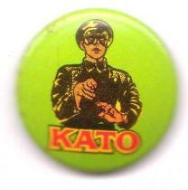The Green Hornet loose Kato grreen button