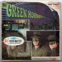 The Green Hornet Loose with Package View Master