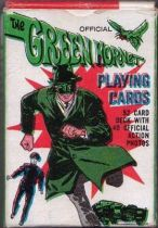 The Green Hornet Mint in Box Playing Cards