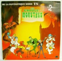 The Groovie Goolies - Original Soundtrack 33T - Pathé Marconi/Magical Ring Records 1983