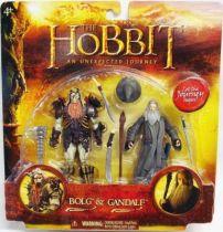 The Hobbit : An Unexpected Journey - Bolg & Gandalf