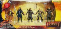 The Hobbit : An Unexpected Journey - Collector pack : Bilbo, Thorin, Kili, Fili, Dwalin