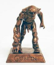 The Hobbit : An Unexpected Journey - Mini Figure - Goblin (bronze)