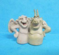 The Hunchback of Notre Dame - Nestlé 1996 Premium Figures - Laverne & Hugo