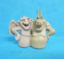 The Hunchback of Notre Dame - Nestlé 1996 Premium Figures - Laverne & Hugo
