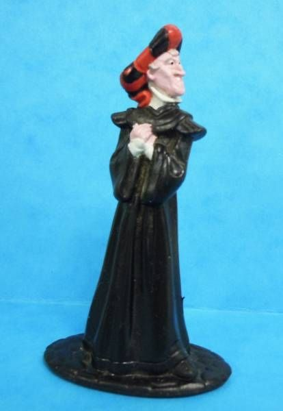 The Hunchback of Notre Dame - Nestlé 1996 PVC Figures - Frollo