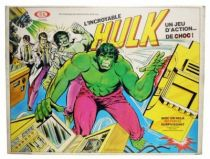 The Incredible Hulk - Board Game Ideal France 1979 (Mint in Box)
