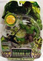 The Incredible Hulk (2008 Movie) - Mega Kick Hulk vs. Hulkbuster