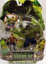 The Incredible Hulk (2008 Movie) - Mutating Hulk & Bruce Banner