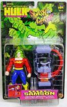 The Incredible Hulk Smasn and Crash - Doc Samson