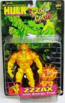 The Incredible Hulk Smasn and Crash - Zzzax