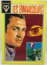 The Invaders - Coillection TV 1975 Comic book - Sagédition