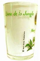 The Jungle Book - Amora Mustard Glass - Mowgli & Akela