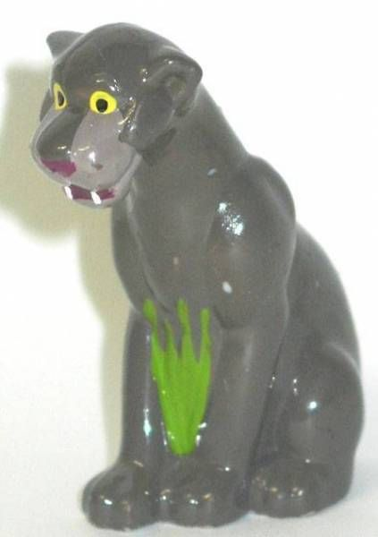 The Jungle Book - Kodak Premium Plastic Figure - Bagheera