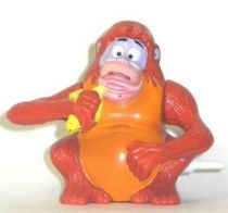 The Jungle Book - McDonald Premium Wind-up Figure - King Louie