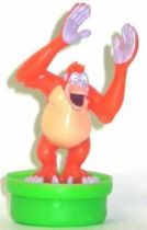 The Jungle Book - Nestlé Premium PVC Figure - King Louie