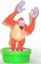 The Jungle Book - Nestlé Premium PVC Figure - King Louie