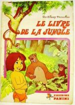 The Jungle Book - Panini Stickers collector book