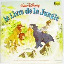 The Jungle Book - Record-Book 33s - Disneyland Record 1969