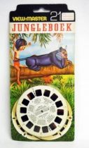The Jungle Book - Set of 3 discs View-Master 3-D - Walt Disney \' Heroes (Helden)