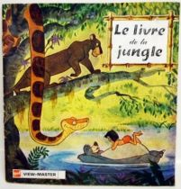 The Jungle Book - Set of 3 discs View Master 3-D