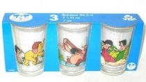 The Jungle Book - VMC - Set of 3 glasses