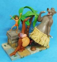 The Jungle Book - Walt Disney Classics Collectors - King Louie, Baloo & Mowgli