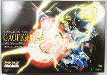 The King of Braves GaoGaiGar - Gao FighGar Hybrid Full Action Model - Kotobukiya Sozetsu Gokin