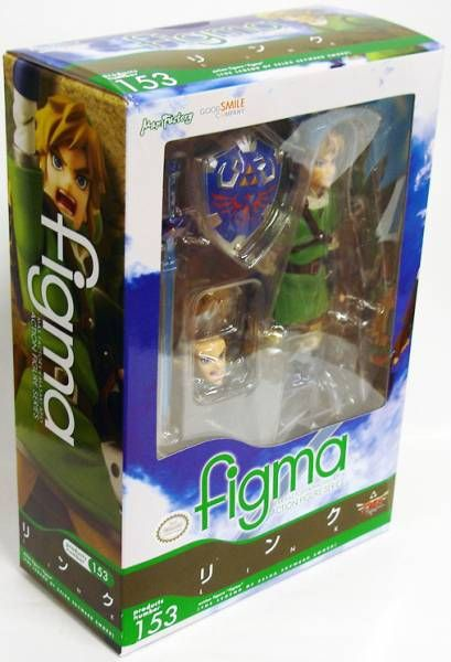 The Legend of Zelda : Skyward Sword - Link - Figma figure